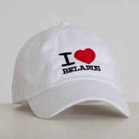 "Бэйсболка ""I Love Belarus"""