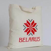 """Торба для пакупак """"Беларускі арнамэнт"""""""